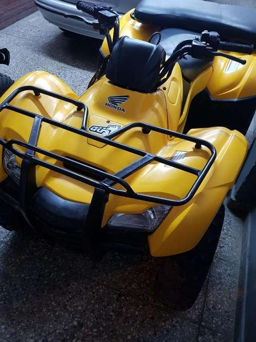 Cuatri Honda 420 4x2 Excelente