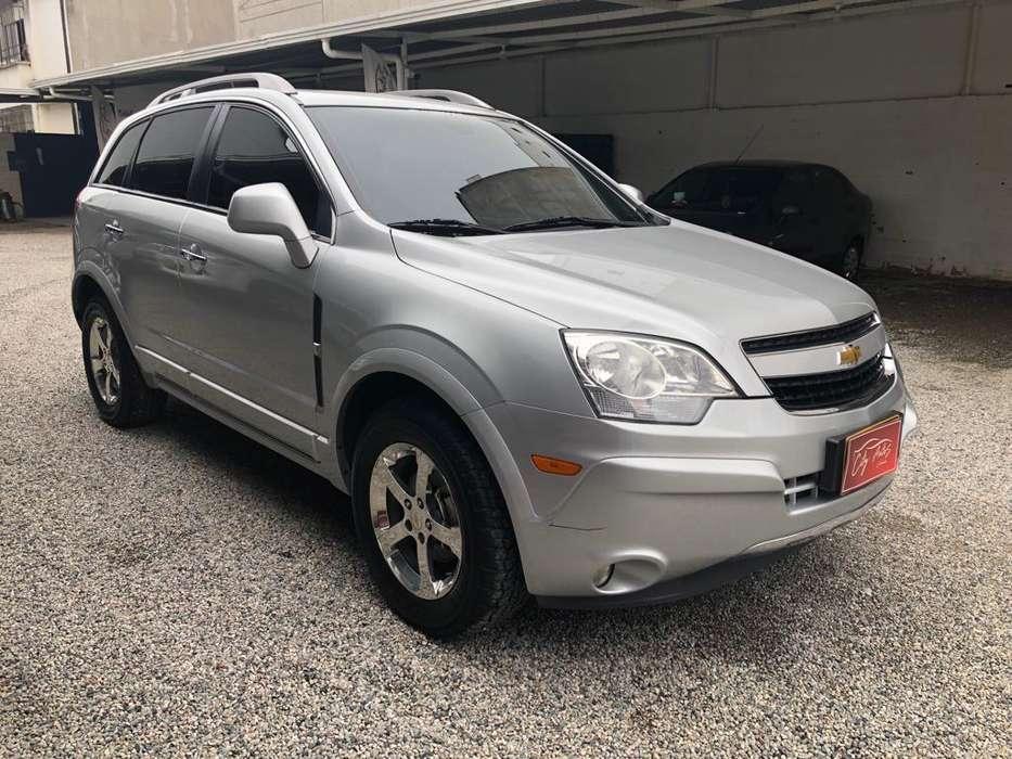 Chevrolet Captiva 2011 - 72000 km