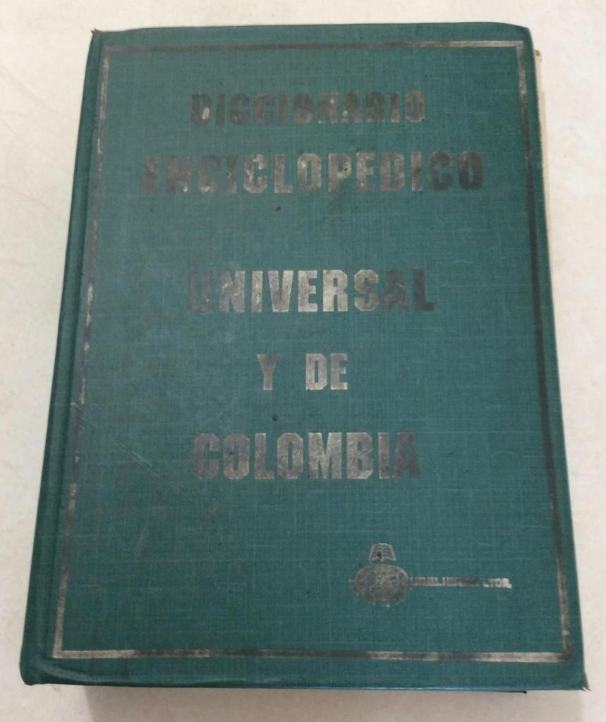 Diccionario Enciclopédico Universal y de Colombia.