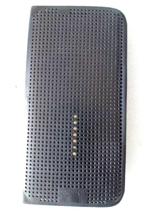 Flip Cover Samsung Galaxy S6 Edge. Negro
