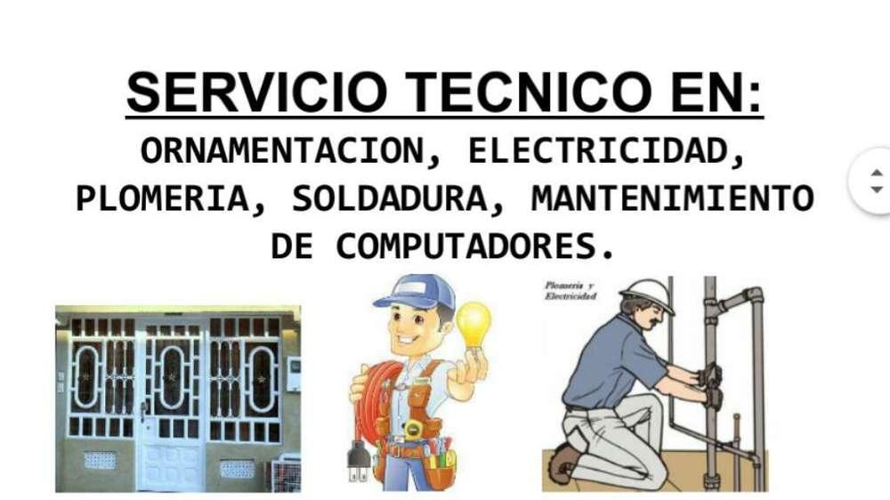 Servicio Técnico en Ornamentacio