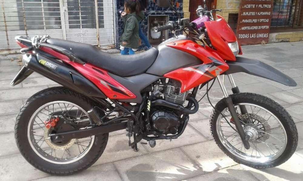 Vendo Zanella Zr 150cc . Titular Al Día