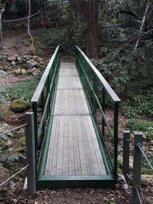 Puente Maderera Plástica 3213878773