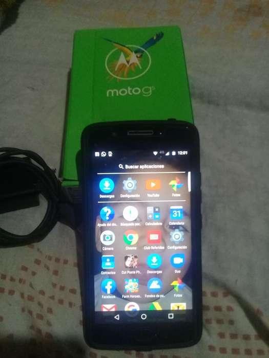 Vendo Moto G5 Libre , 32 Gb