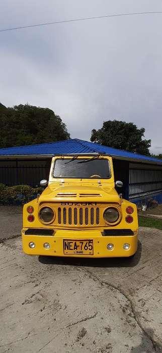 Suzuki LJ 1980 - 1 km
