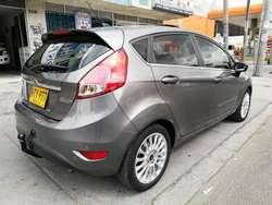 Ford Fiesta Titanium 1.6 Full Aut Techo