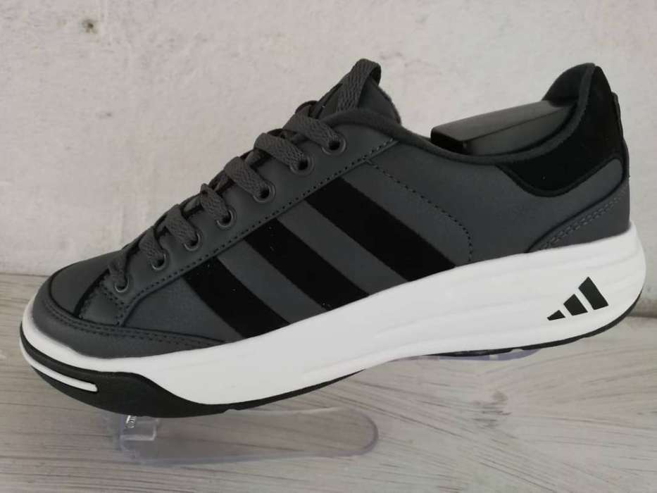 zapatos adidas blanco y negro windows originales 90