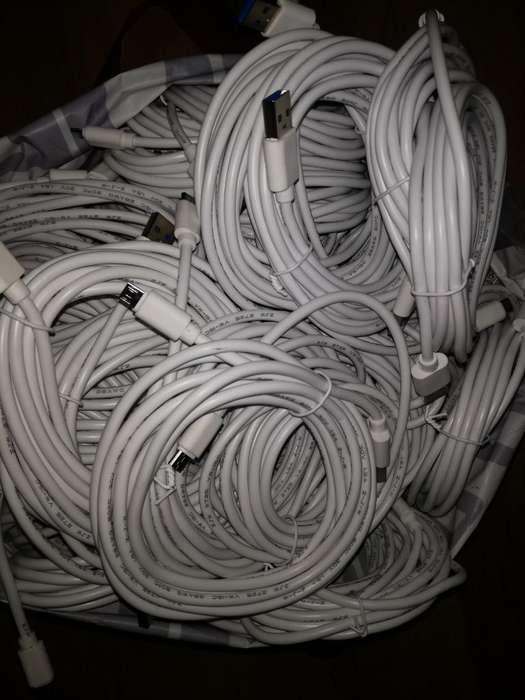 Cables de Datos Usb Carga Rápida Reforza