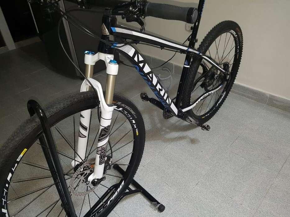 Bicicleta Marin