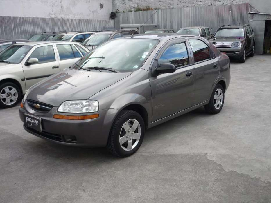 Chevrolet Aveo Family 2013 - 130745 km