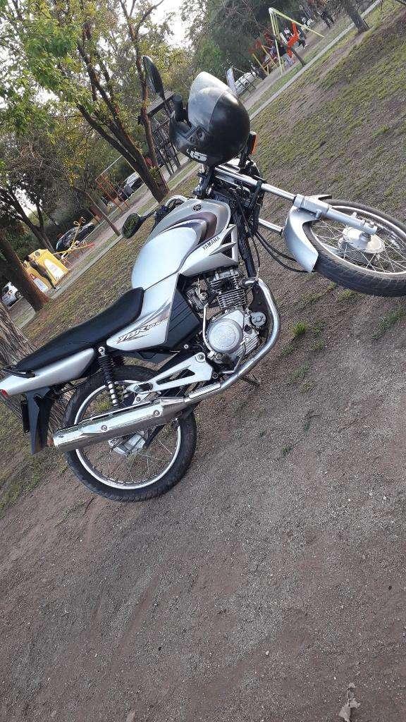 Yamaha Ybr 125 Mood 20o8 Exelente Estado