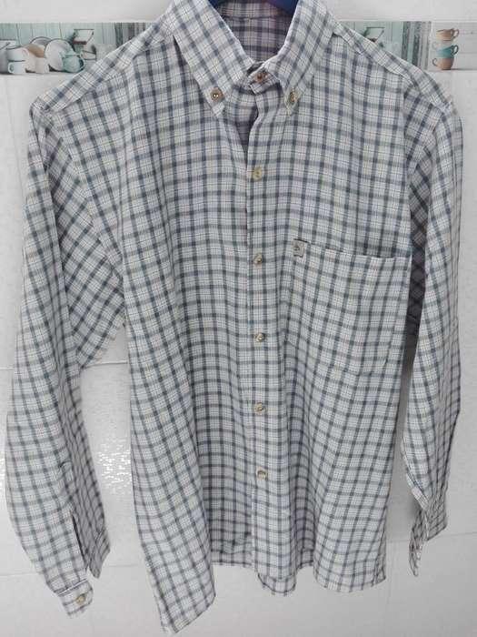 <strong>camisa</strong> manga larga hombre Pierrre Balmain talle 38