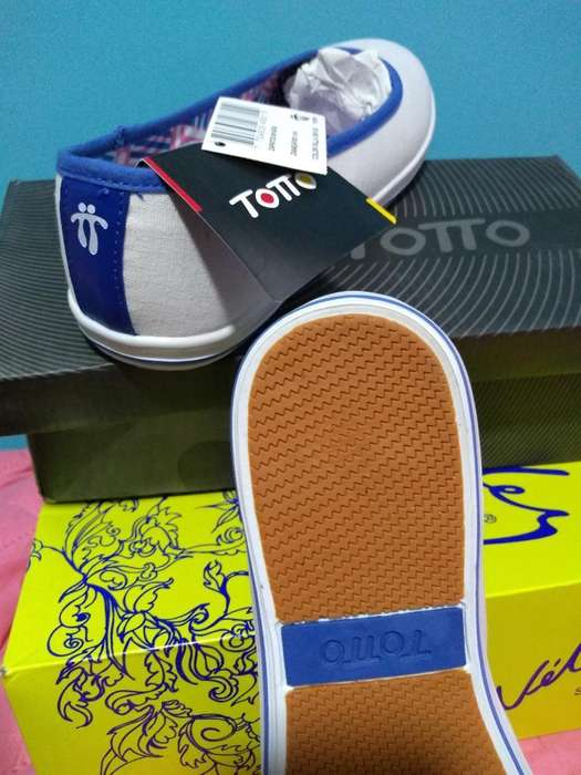 Zapato Deportivo Totto