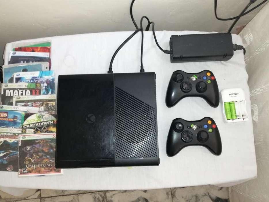 Se Vende Xbox 360 Super Slim de 500 Gb