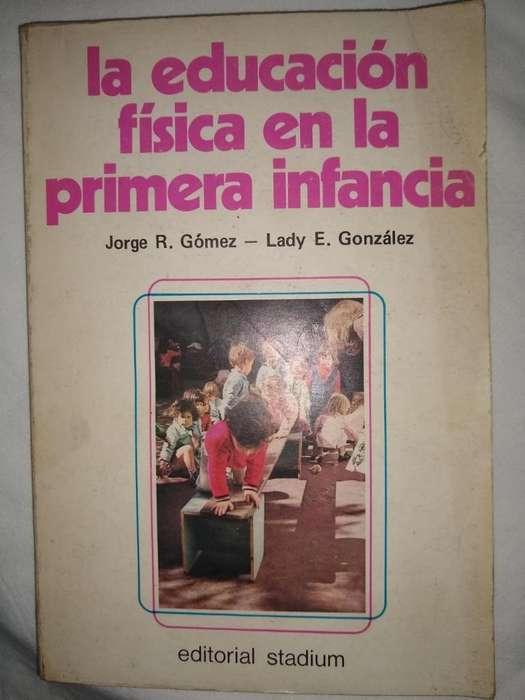 Educacion Fisica En La Primera Infancia Gonzalez Gomez perfec
