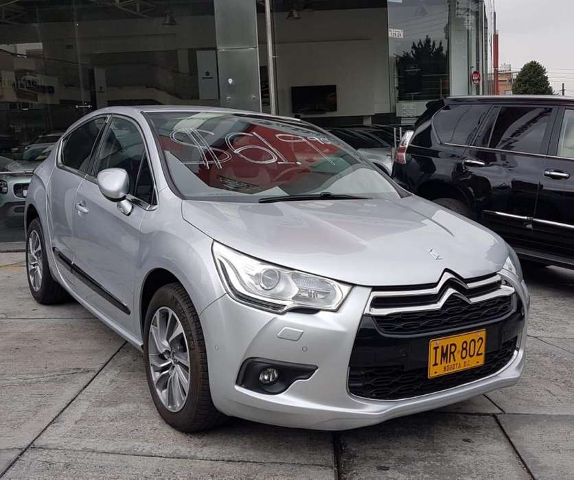 Citroen DS4 2015 - 8400 km