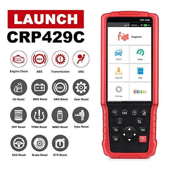 Scanner Launch CRP429C nuevo de paquete