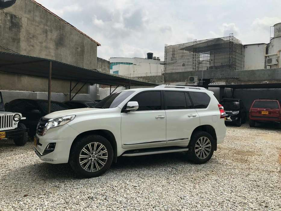 Toyota Land Cruiser Prado 2014 - 80000 km