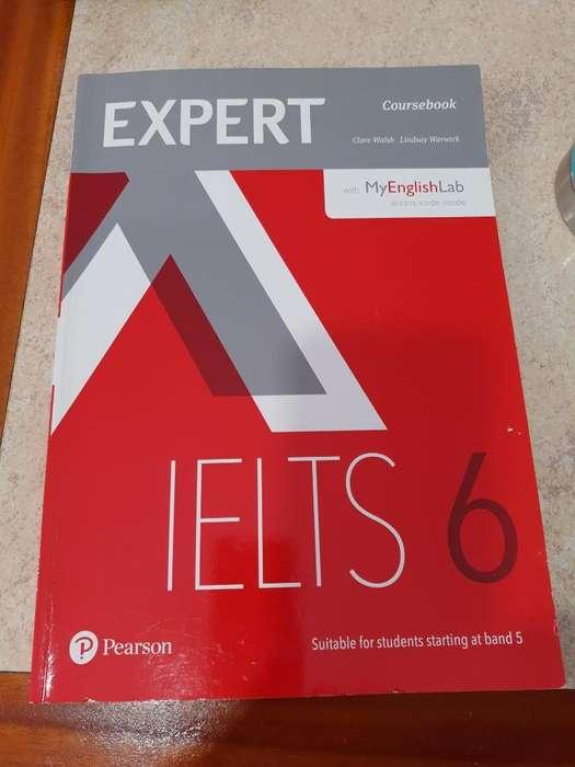 Libro de Ingles Expert Ielts 6