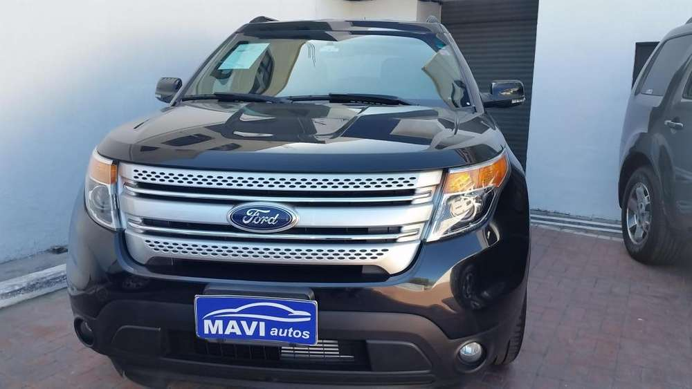 Ford Explorer 2014 - 82896 km