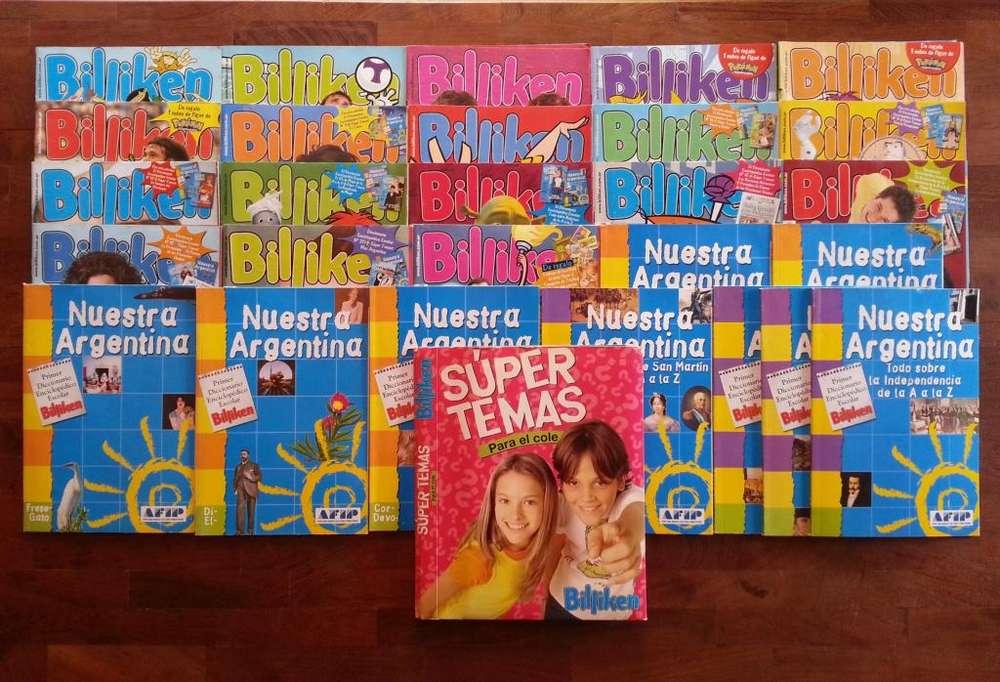 Revistas Billiken para La Escuela