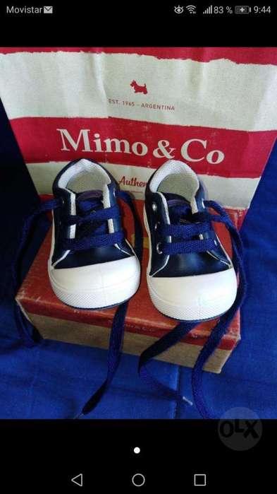 Zapatillas Mimo Num 17