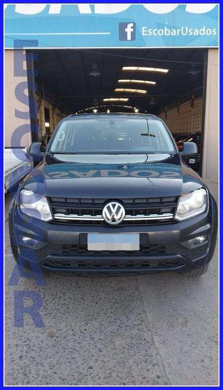 Volkswagen Amarok d/c comfortline 2.0 180cv 4x4 at