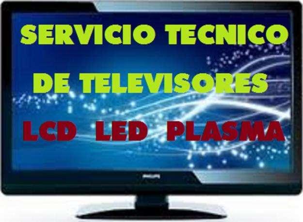 Reparaciones TV televisores LCD / LED / PLASMA