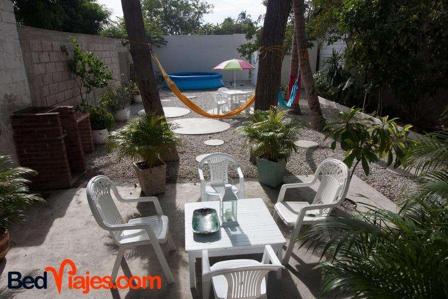 Alquilo casa grande en Playa Dormida
