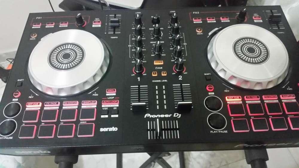 VENDO CONTROLADOR DJ SB3