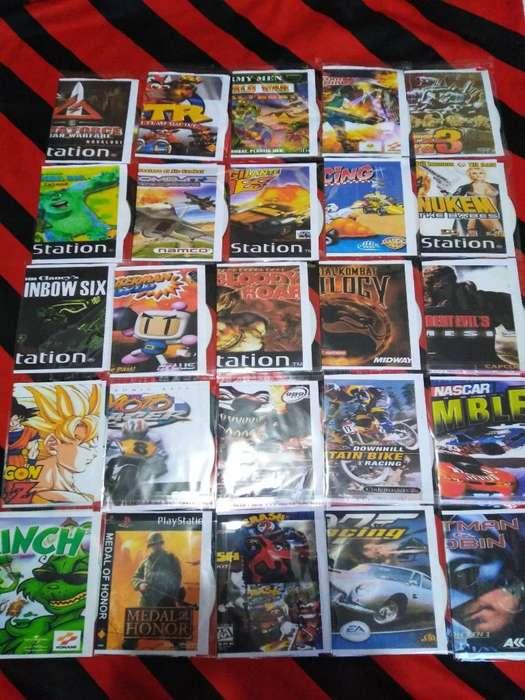 Juegos de Playstation 1