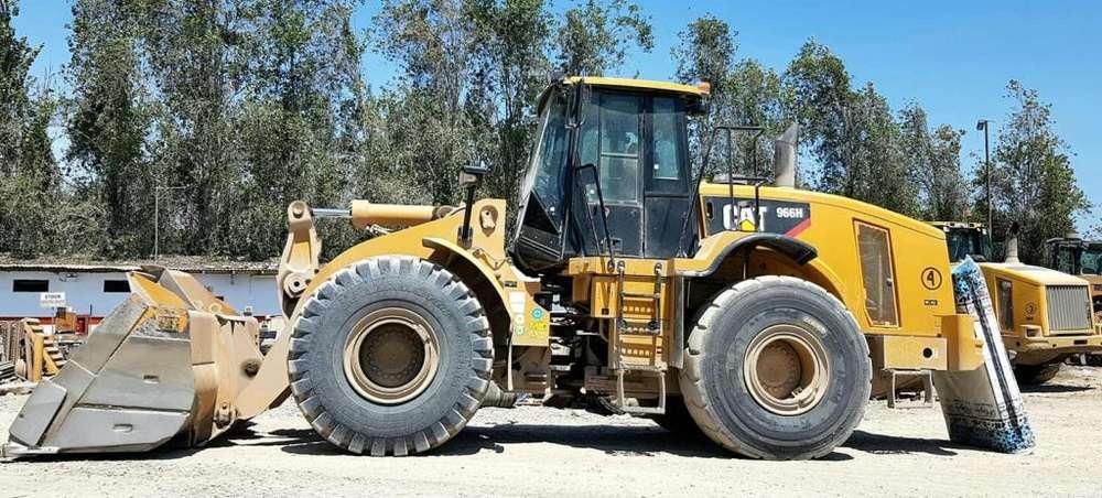 Cargador Frontal Caterpillar 966h