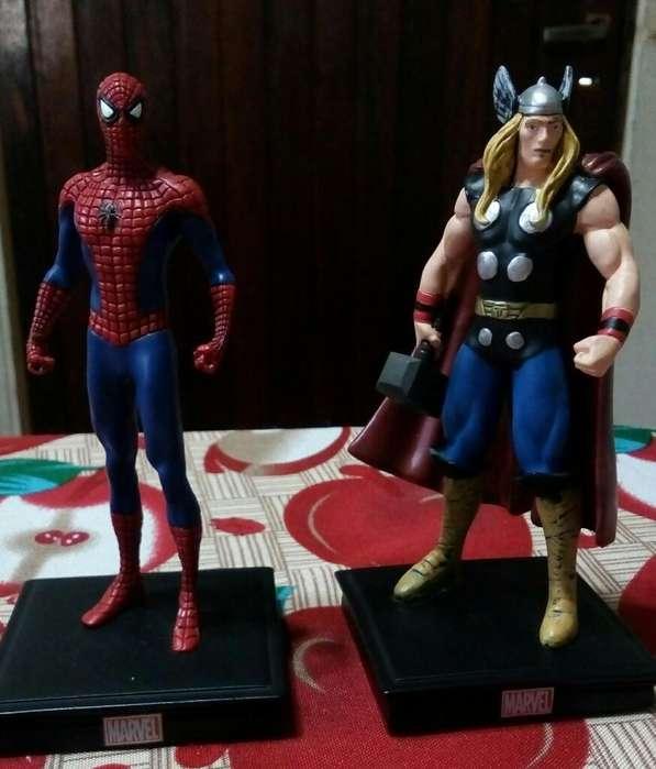 Hermosos Muñecos Avengers
