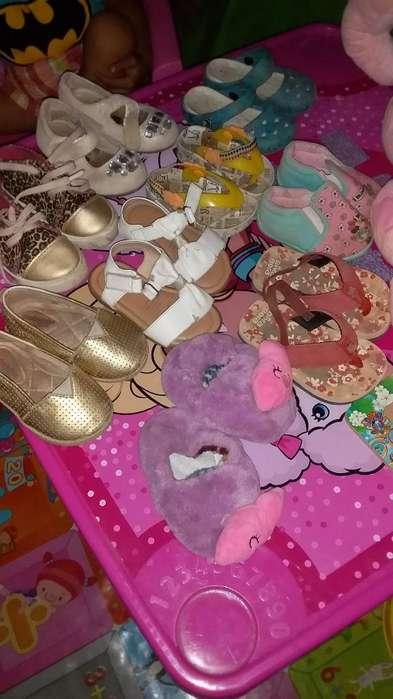 Zapatitos Y Zapatos de Niña Economicos