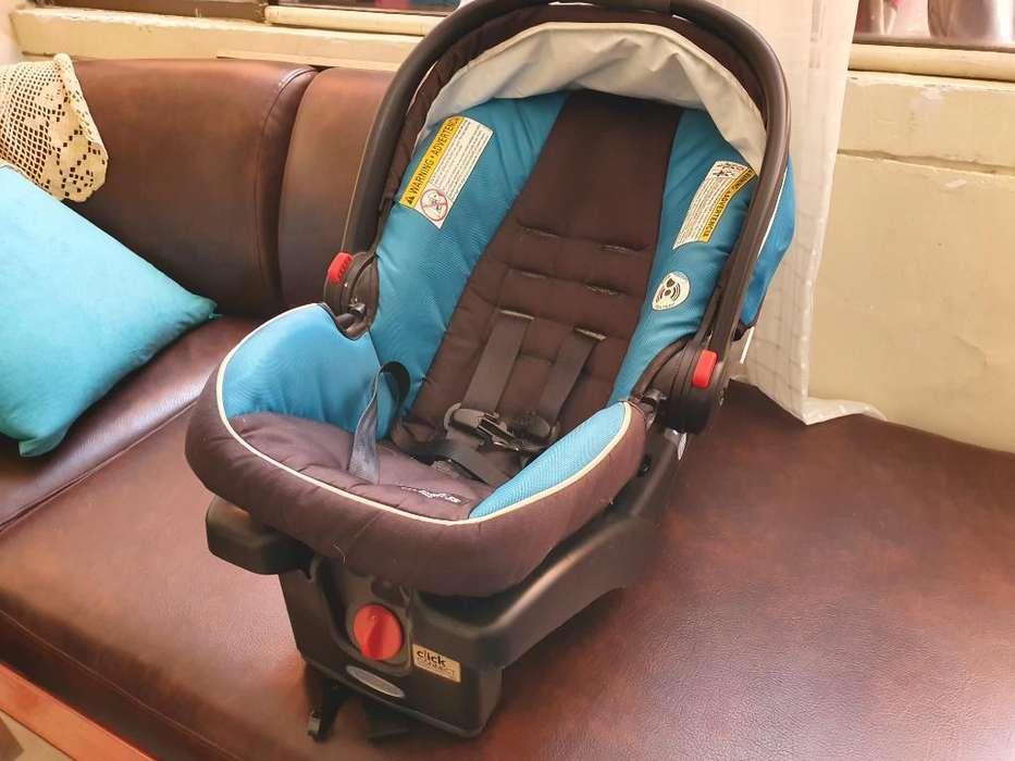 Silla para Bebé de Anclaje para Carro