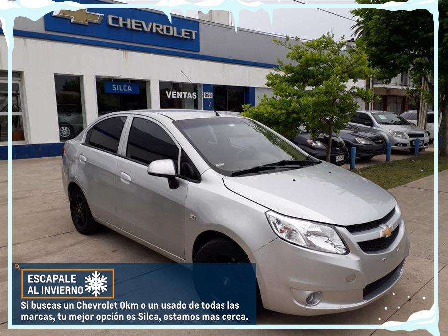 Chevrolet Sail 2013 - 136000 km