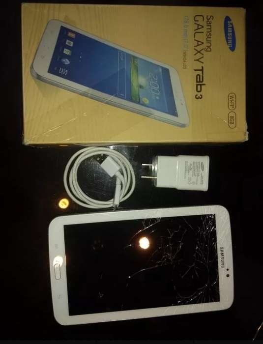 Tablet Samsung Galaxy Tab 3 Negociable
