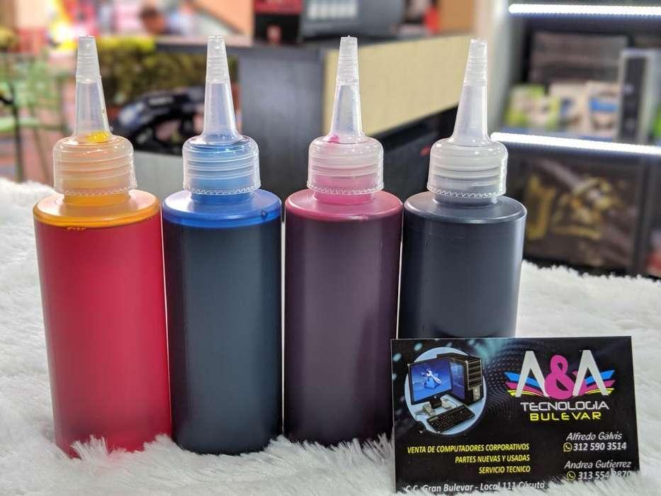 Tintas para Epson Hp Y Canon
