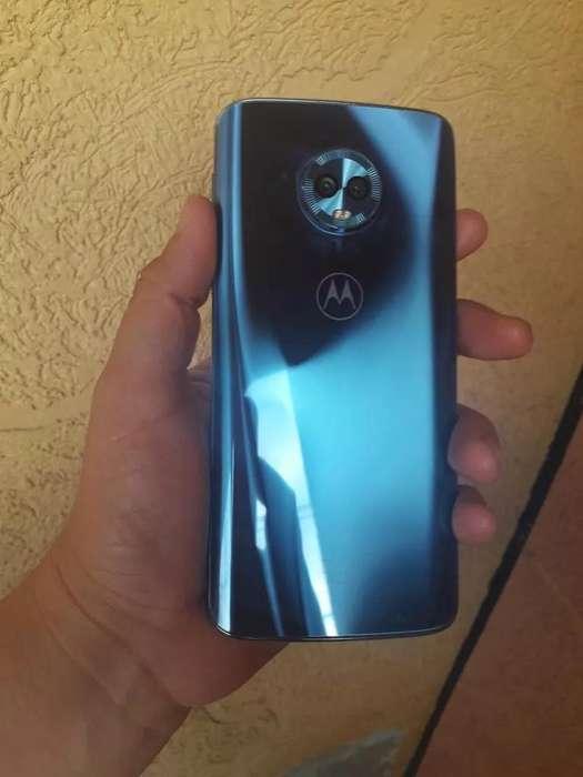 Motorola Moto G6 Plus de 64gb Recibo Cel
