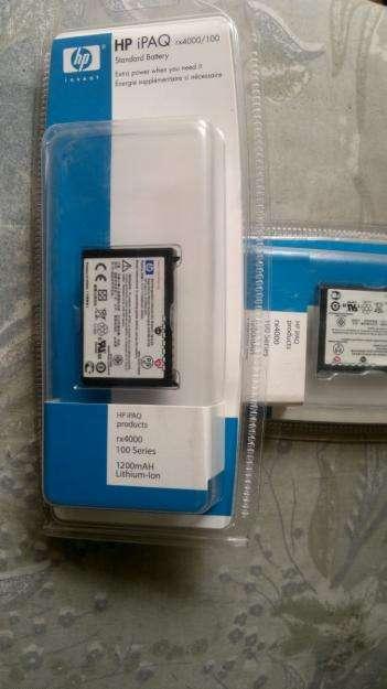 Bateria Hp Ipaq 110, 111, 114, 116 Pocket Pc Nuevas En Blister