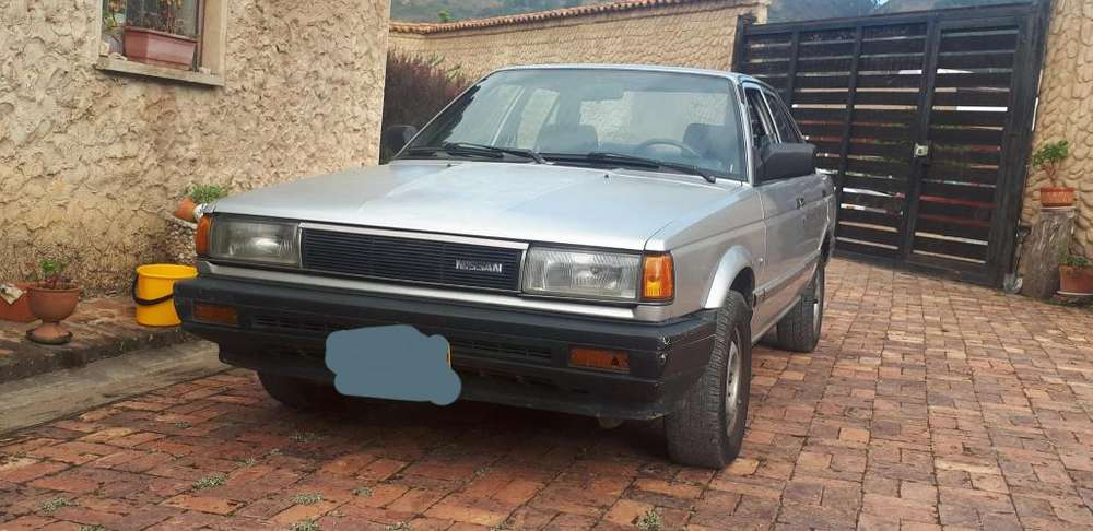 Nissan Sunny  1991 - 449000 km