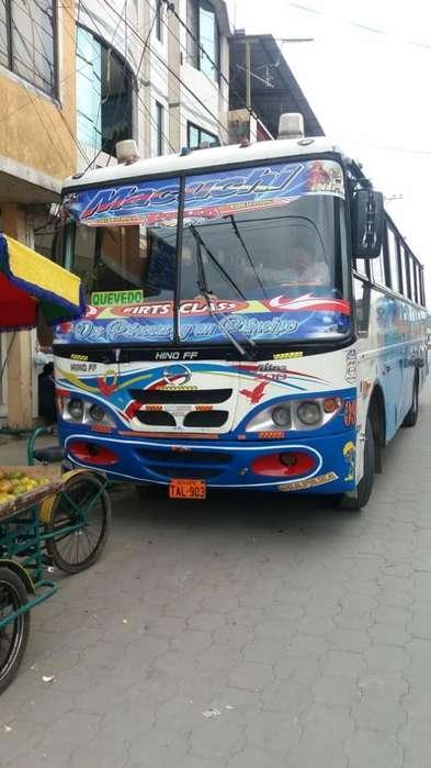 Se Vende Bus con Acciones