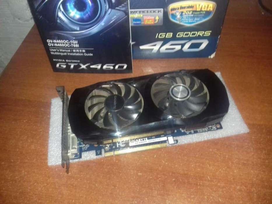 TARJETA GRAFICA GTX 460 1GB