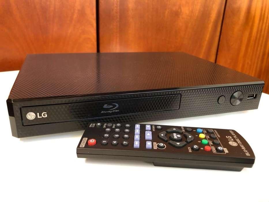 Blu-Ray LG BPM-25 Para estrenar (Producto Nuevo)