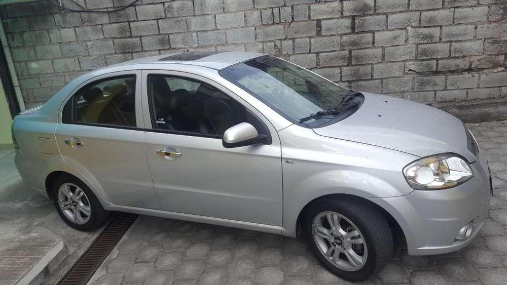 Chevrolet Aveo 2014 - 94000 km