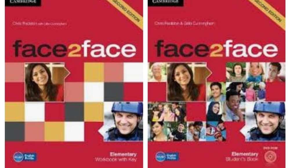 Face2face 9 de 10.