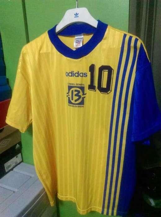 Camiseta Adidas Peru Retro Noventas