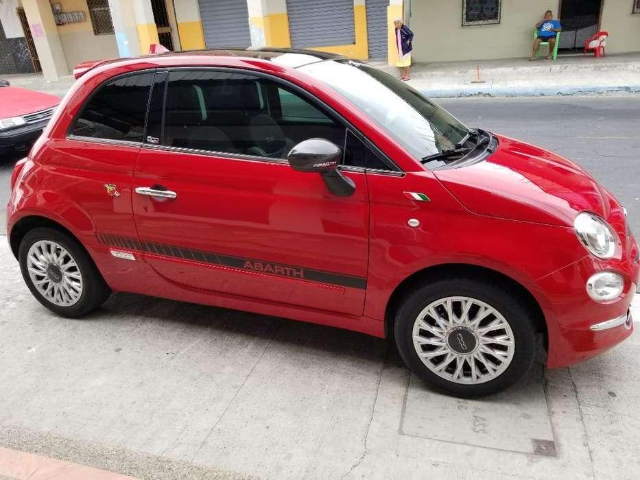 Fiat 500C 2017 - 29000 km
