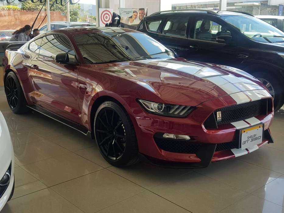 Ford Mustang 2018 - 600 km