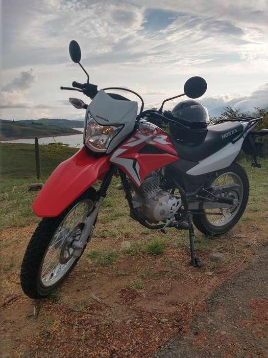 Gangazo Moto Honda 150 Enduro
